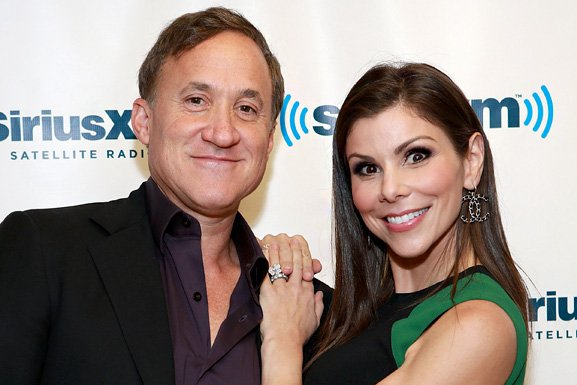 Terry Dubrow and his wife Heather Dubrow